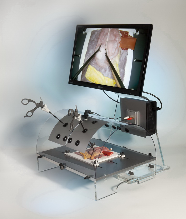Desktop Laparoscopic trainer Abc-lap