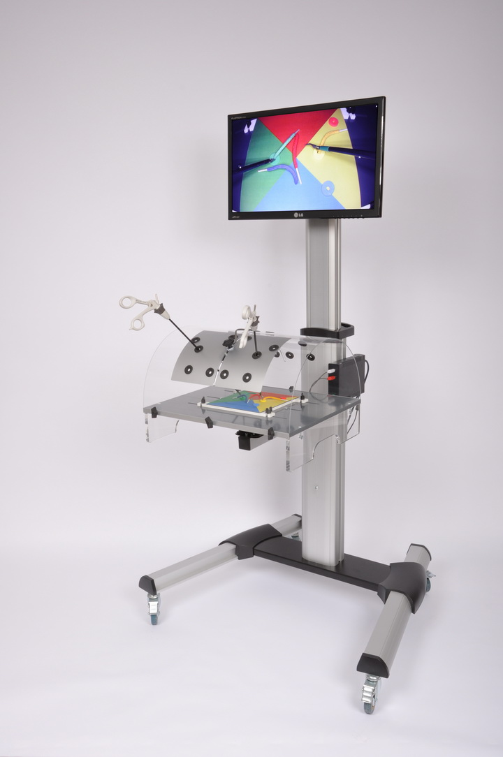 Laparoscopic training station Abc-lap